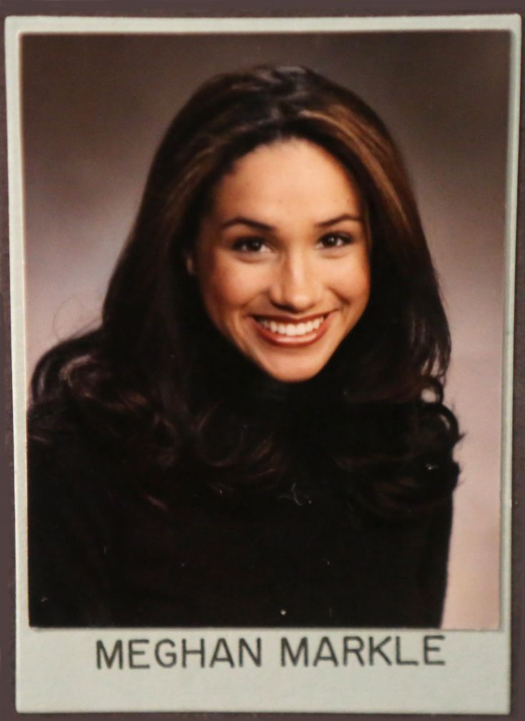 Meghan Markle's Sorority Photo From Northwestern University Proves She Hasn't Changed One Bit