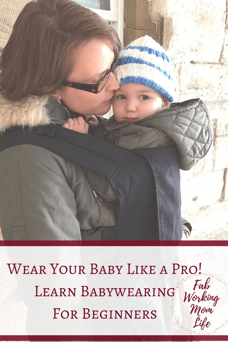 Learn about Babywearing and Wear Your Baby Like a Pro