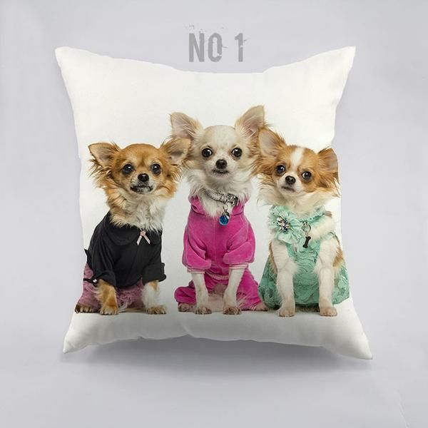 Chihuahua Lovers Cushion Covers