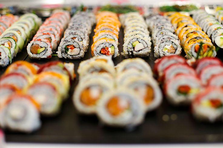 Mongo Sushi Spots ικανοποιούν τις απαιτήσεις ακόμα και των μυημένων φαν της sushi διατροφής