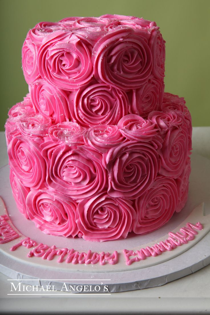 rose birthday cake 29 best images about pink cake ideas on 7111