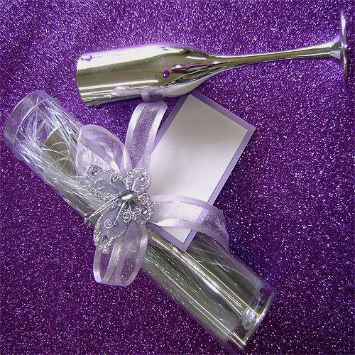 Ref Silver glass Purple (www.weddingcards.co.za)