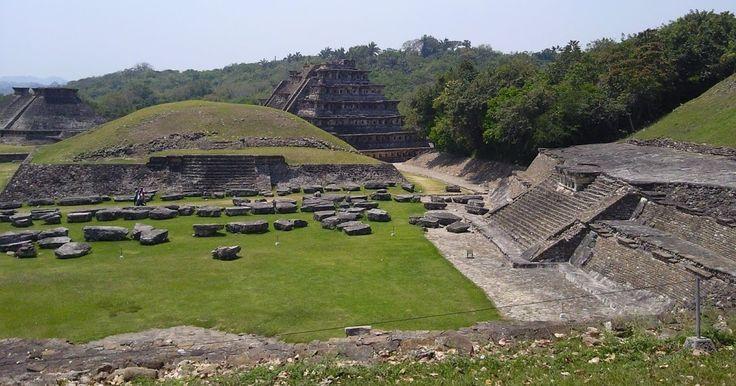 LA CIUDAD PRESHISPÁNICA, el Tajín Veracruz