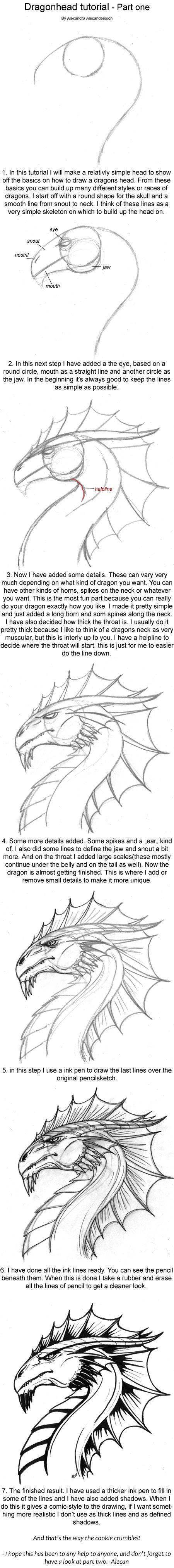 Dragonhead tutorial