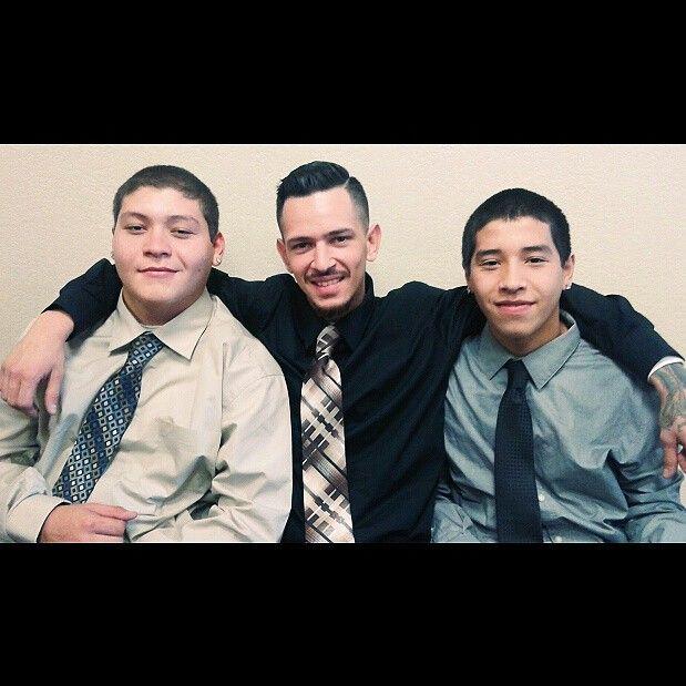 David , Raymond , Gabriel