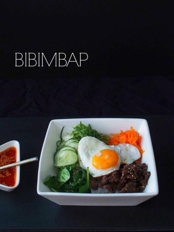 Bibimbap // At Maria's
