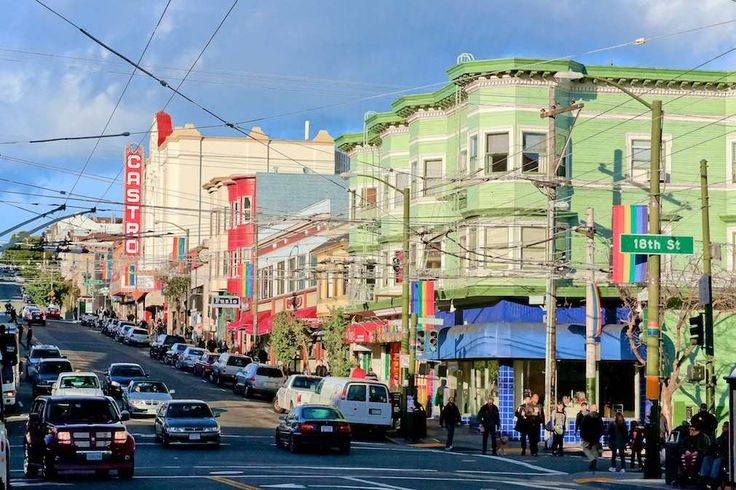 Castro District, San Francisco