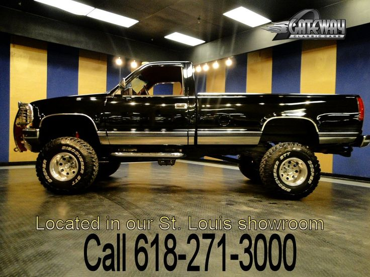 images of lifted 1990 chevy 1500 4x4 | 1988 black chevrolet silverado k1500 4x4 for sale this chevy is ready ...