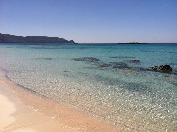 Παραλία Ελαφονησίου (Elafonisi Beach) στην πόλη Χανιά, Χανιά