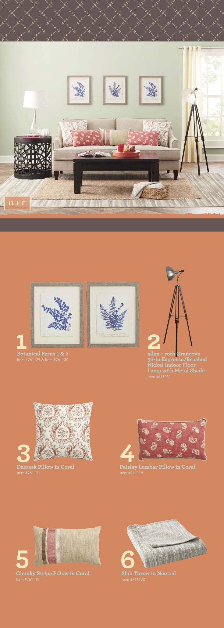 Pull Together The Home D Cor Trends You Love For A Look That S Magazine Worthy Yet Easy Allen Rotheasy