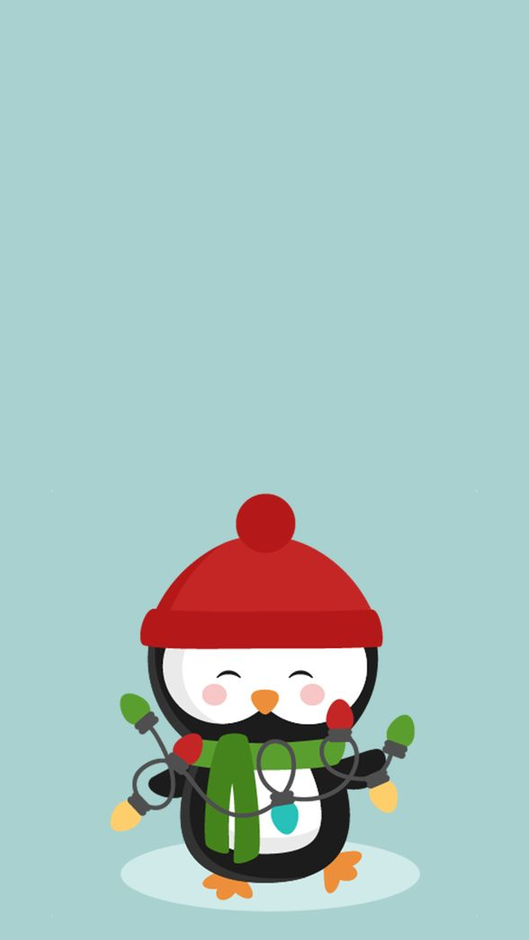 I love this time of year! Which all of you have read + heard me say 100 times already. That's why I created these holiday + Christmas phone wallpapers!