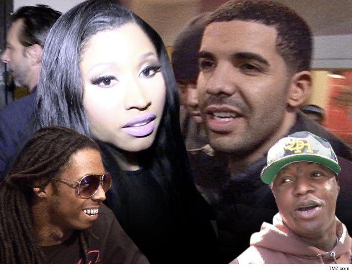 Nicki Minaj, Drake  No More Taking Sides In Lil Wayne, Birdman Feud    1/23/2016 12:20 AM PST BY TMZ STAFF  Lil Wayne and Birdman are ending their beef and n...