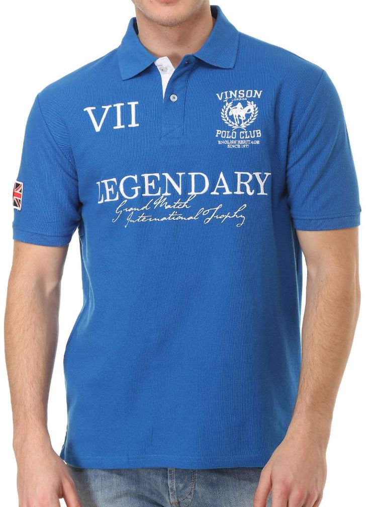 Vinson Polo Club clothing. Shop at Envy05 online store