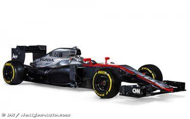 F1, Formule 1 - Infos - McLaren-Honda dévoile sa MP4-30 | Nextgen-Auto.com
