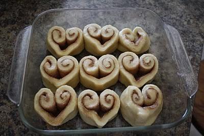 So fun for Valentine's day breakfast!