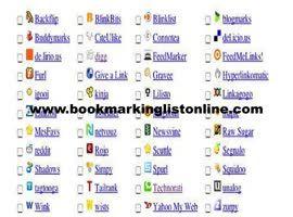 Free High PR Social Bookmarking Sites List - Video