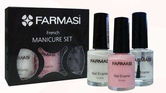 Farmasi ile mükemmel French Manikur