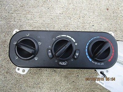 awesome 08 JEEP PATRIOT SPORT 2.4L I4 SFI 4D SUV AC HEATER CLIMATE TEMPERATURE CONTROL - For Sale