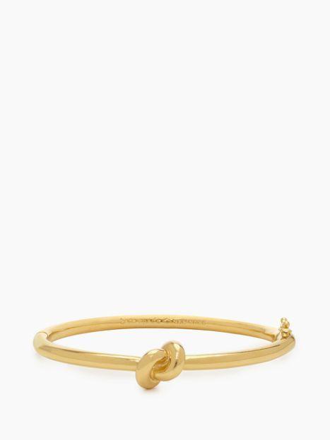 sailor's knot hinge bangle - kate spade new york