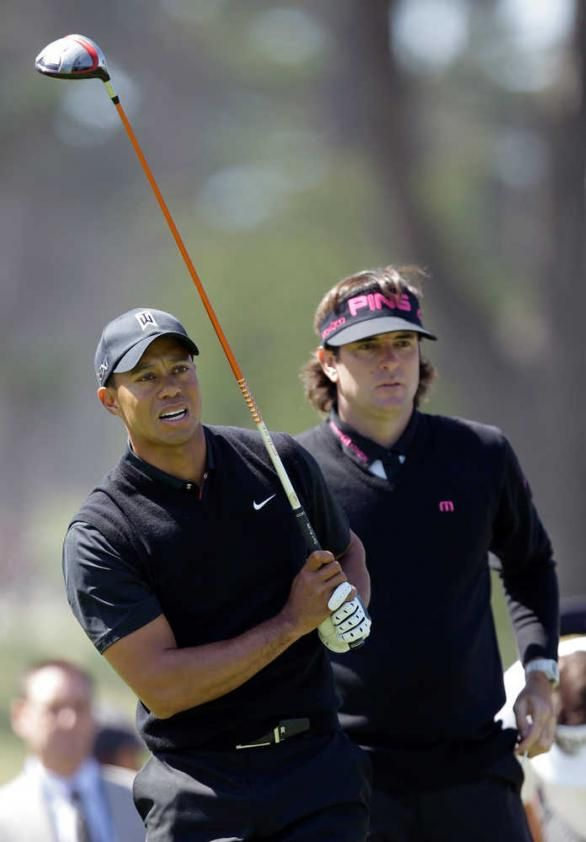 July 15, 2012    Tiger Woods and Bubba Watson will be among the many question marks entering the British Open.
