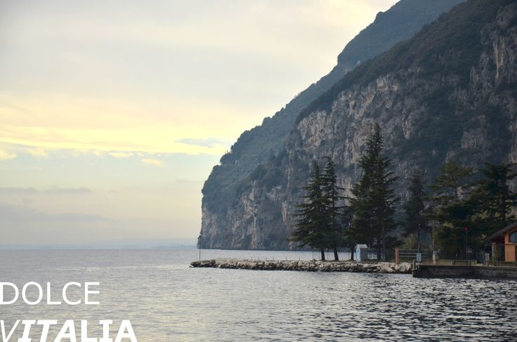 Porto di Tignale, garda lake