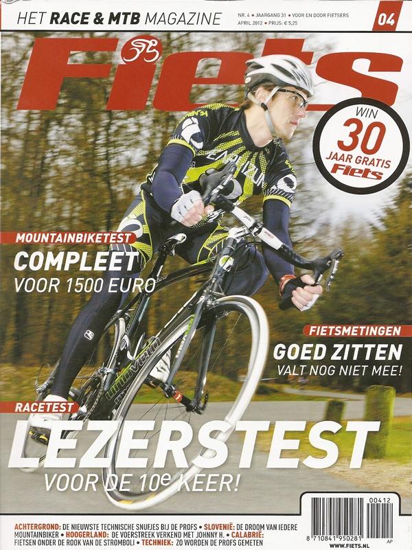 Fiets Magazine - UNOVELO SLS1017