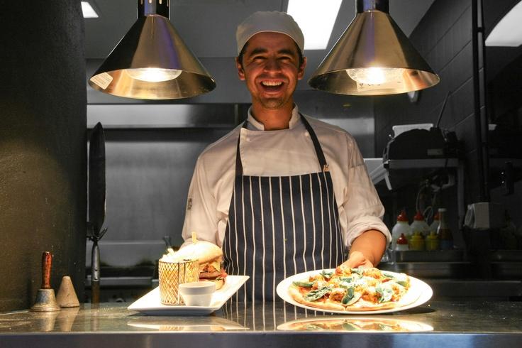 Service with a smile! Rydges South Bank   CBD Cafe & Bar Brisbane