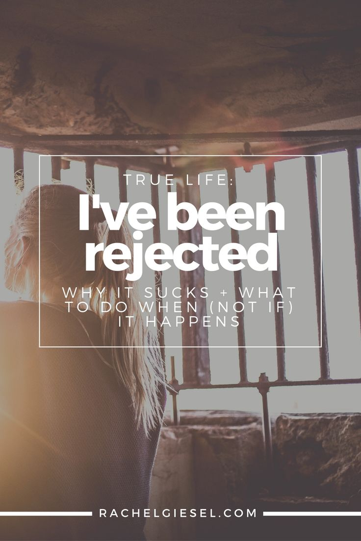 Do you fear failure? Do you hate being rejected? Has rejection derailed your…