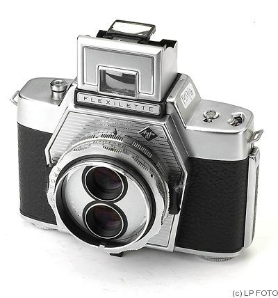 AGFA: Flexilette camera