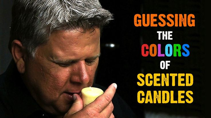 Blind Film Critic Tommy Edison Tries to Guess the Color of Scented Candles