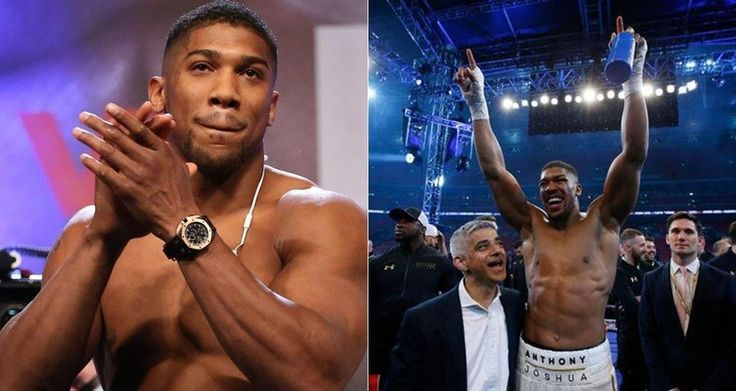 Anthony Joshua: No Time For Girlfriend, I Won't Settle Down In The Next 10 Years
