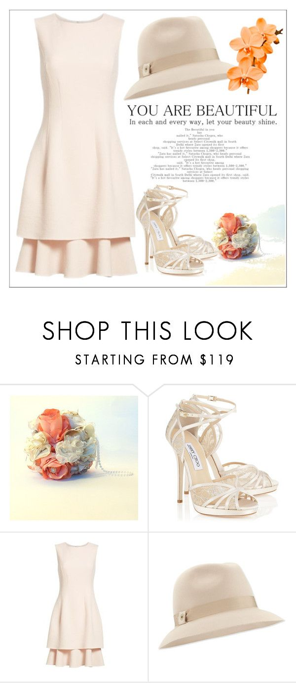 """""""Untitled #87"""" by chanlee-luv ❤ liked on Polyvore featuring Oscar de la Renta and Loro Piana"""