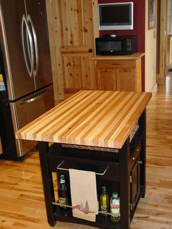 Hickory Butcher Block Any Size Quote And Order Online Kitchen