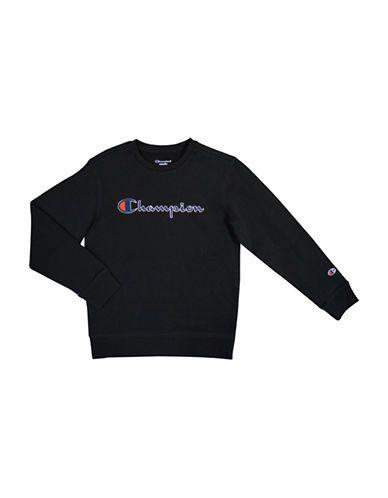 CHAMPIONHeritage Crew Neck Fleece Pullover