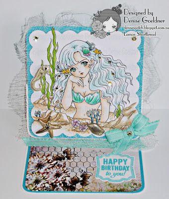 "image - ""Mermaid Shoujo"""