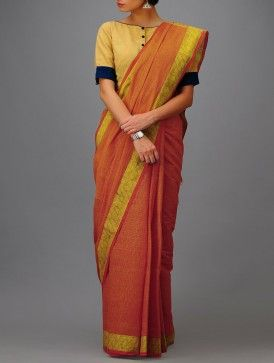 Love the blouse...and of course the saree