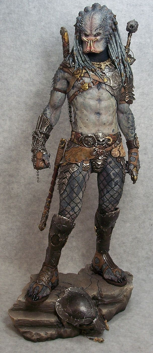 Predator Costumes, Models, Kits and Collectibles - Predator Stuff!
