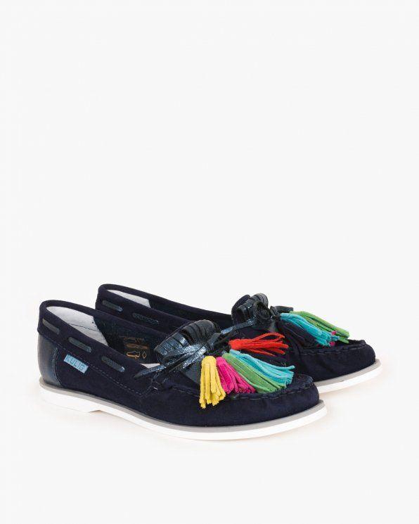 Mokasyny 005 72171 Gr Ko Shoes Fashion Flats