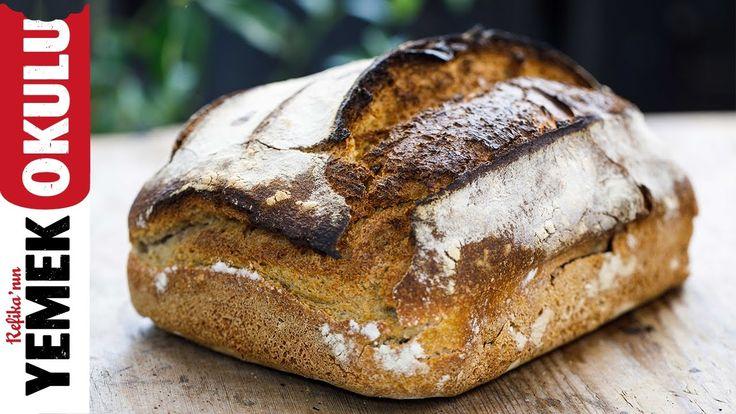 Ekşi Mayalı Tost Ekmeği Tarifi   Burak'ın Ekmek Teknesi
