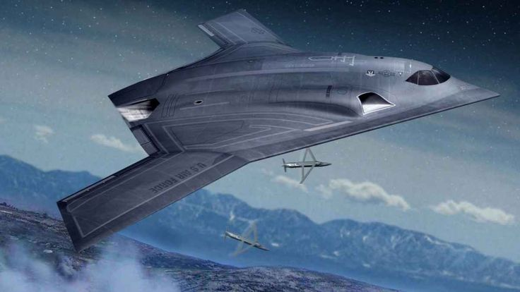 Long Range Strike Bomber (LRS-B) by Northrop Grumman Corp.
