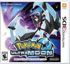 Pokemon Ultra Sun & Moon on 3DS – Release on NOV 17! Pre-order NOW!