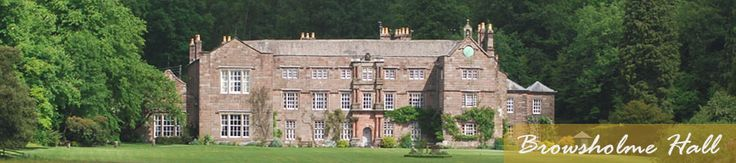 Browsholme Hall...would love to visit one day.