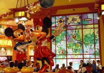 Disney store, Downtown Disney