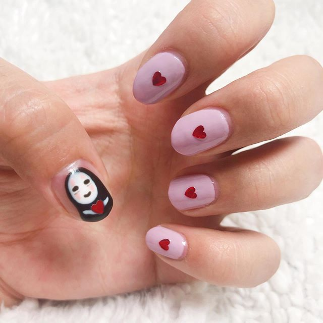New The 10 Best Nail Ideas Today With Pictures Gelnail Selfnail Nailart Nails Nailstagram Naildesign Characternail 젤네일 셀프 Nails Beauty Painting
