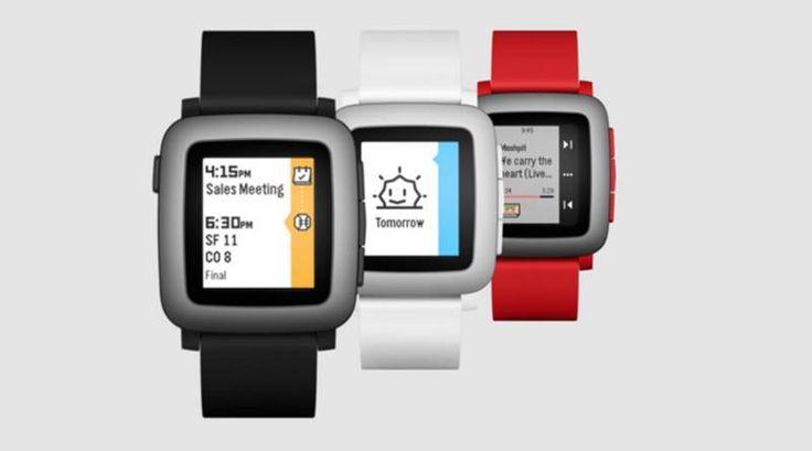 Jam Pebble kini bisa menjawab pesan teks menggunakan suara di perangkat iOS