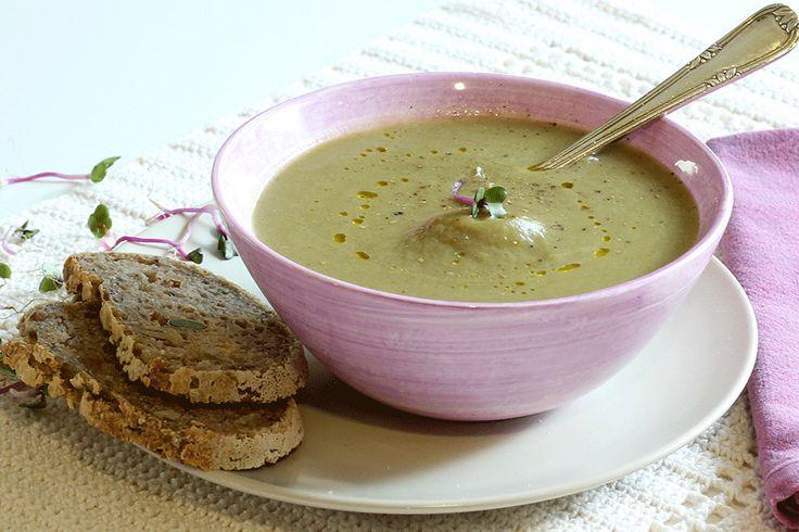 Sopa de Superlegumes ♥ GlutenFree com paixão