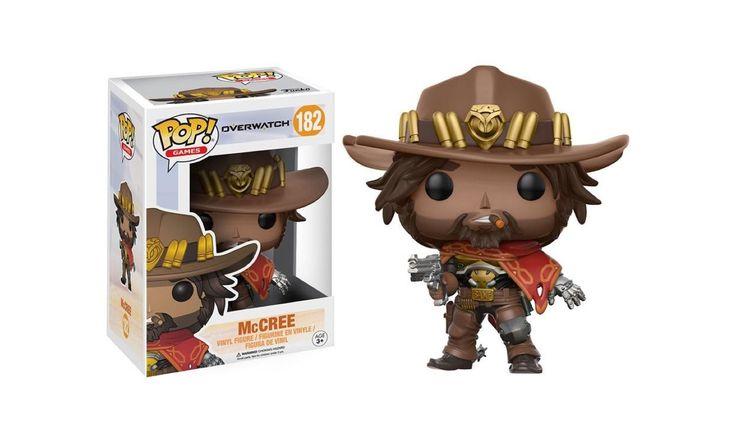 McCree to jedna z postaci uniwersum Overwatch. Ulubiona postaćfanów westernów i rewolwerowców. #Overwatch