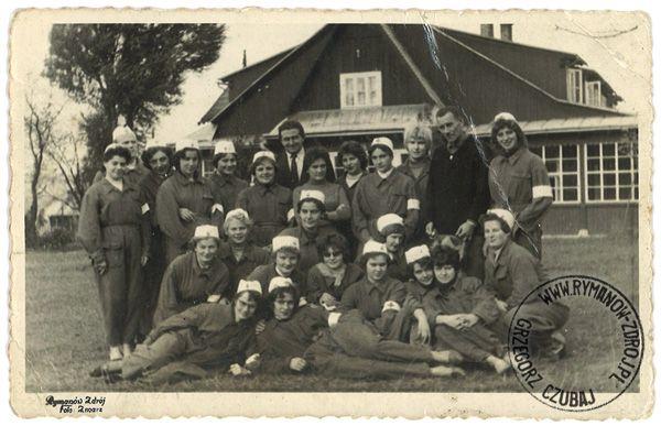 Ośrodek szkoleniowy P.C.K. w Rymanowie Zdroju, więcej na: http://www.rymanow-zdroj.pl/pck_02.htm