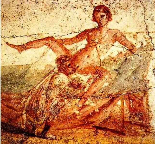 Древняя греция сексуальность сурприз