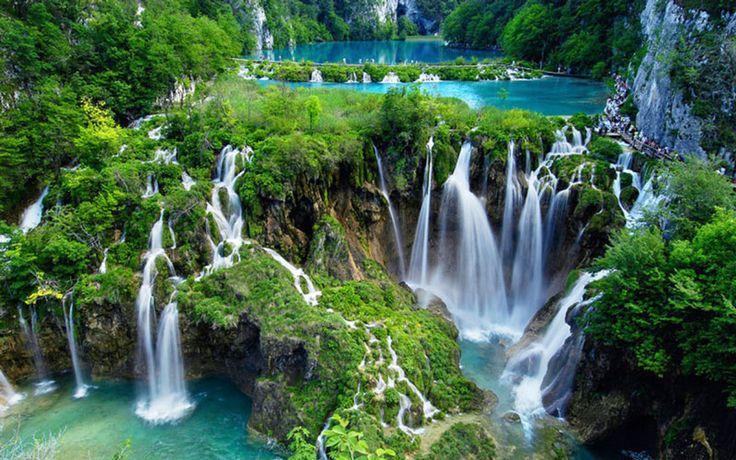 Plitvice Gölleri Ulusal Parkı